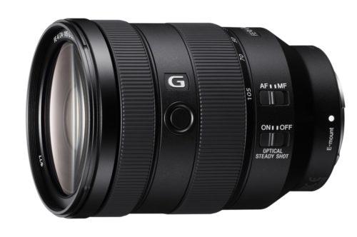 Sony FE 24-105mm f/4 G OSS Review