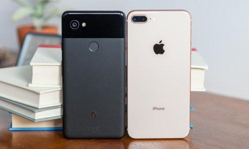 Portrait mode shootout : iPhone 8 Plus vs Google Pixel 2