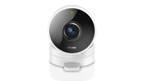 D-Link DCS-8100LH Review: 180-Degree Wi-Fi Camera