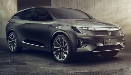 First Look: Byton's all-electric and highly advanced SUV