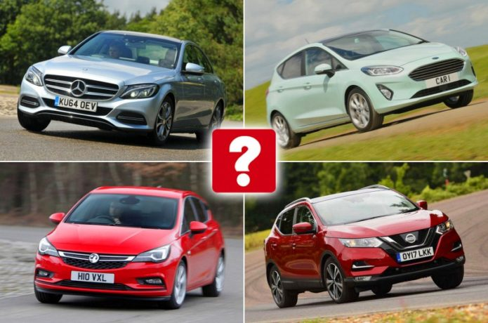 The 10 most popular cars of 2017