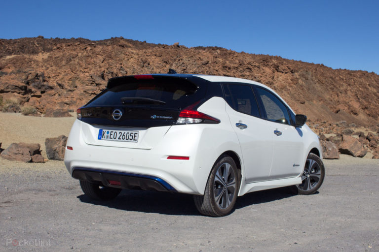 Nissan Leaf 2018 review Electric for the people