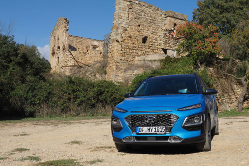 Hyundai Kona review: The quirky, colourful crossover