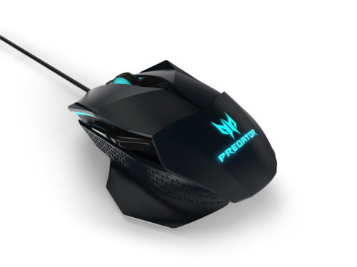ACER Predator Cestus 500 Gaming Mouse Review: Flexibility Redefined