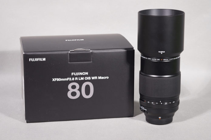 Fujinon XF 80mm f/2.8 R LM OIS WR Macro Review