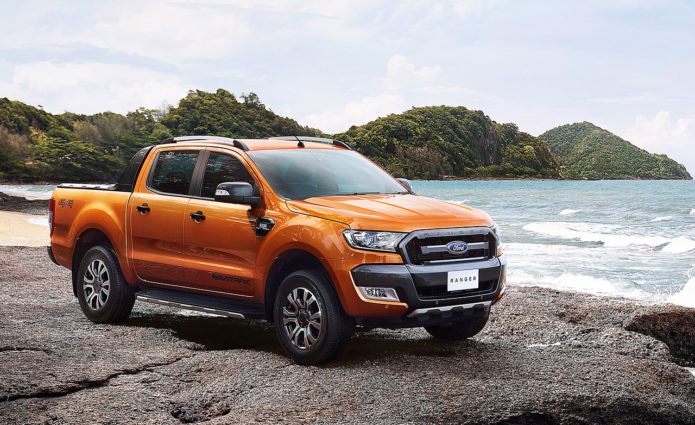 Everything You Need to Know About Ford Ranger's 2018 Return