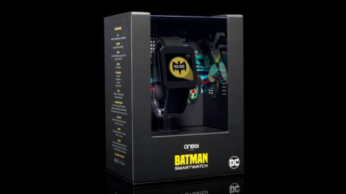 And finally: DC Comics smartwatches turn fitness into justice