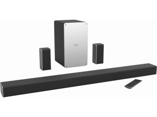 Vizio SB3651-E6 SmartCast Sound Bar review: The high-tech feature set comes with a few sonic tradeoffs