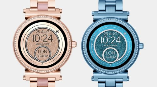 Michael Kors Access gets colourful for the new Spring 2018 collection