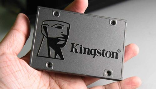 Kingston A400 SSD 240 GB Review
