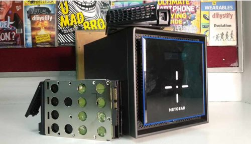 Netgear ReadyNAS 424 Review