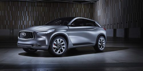 Infiniti Q Inspiration Concept aims to make sedans cool again
