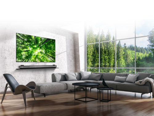 LG W8 OLED TV hand-on review: Signature set brings processor, voice-control and HDR enhancements