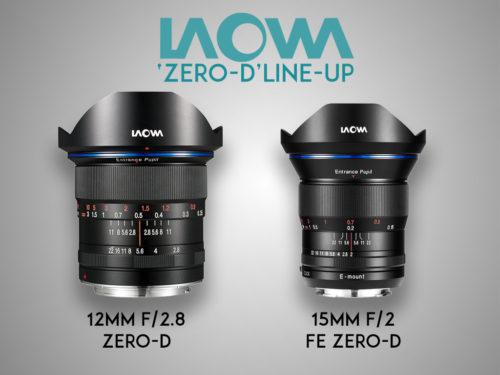 Too Good To Be True? Laowa 'Zero' Distortion Lineup