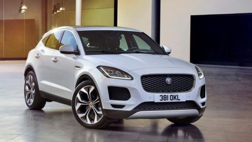 Jaguar E-Pace: We take Jag's sporty new SUV for a test drive