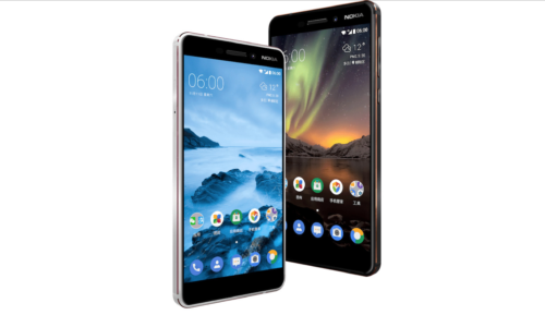 Nokia Launches Nokia 6 (2018) in China