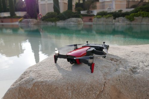 DJI Mavic Air First Look: We take 2018's most exciting new drone for a spin over Monaco