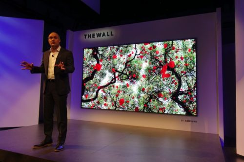 Samsung's crazy three-point plan to beat OLED in 2018: QLED, Micro Full Array and modular Micro LED