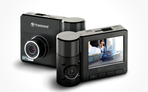 Transcend DrivePro 520 dash cam review: Front and interior cameras in one neat package