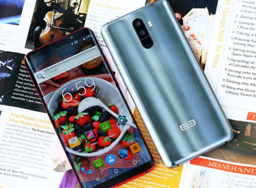 Elephone U / U Pro Review: A Modern Day's Smart Phablet That Allows You To Discover World