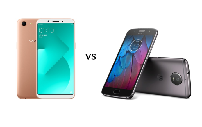 2018Q1 Budget Mid-Range Face-Off: OPPO A83 Vs Motorola Moto G5s