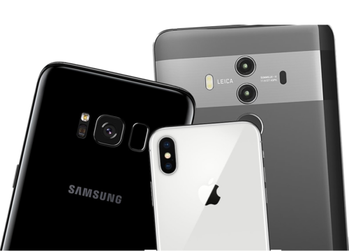 Samsung Galaxy S8 Vs iPhone X Vs Huawei Mate 10 – Camera Comparison