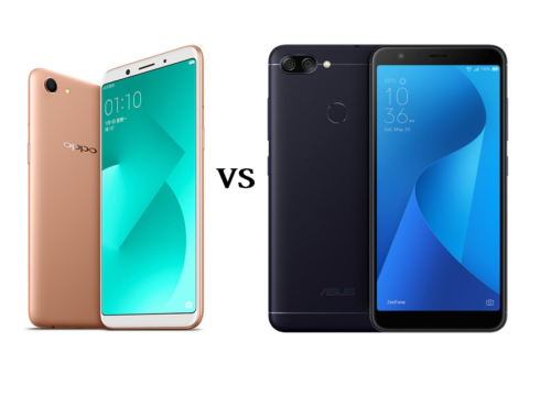 OPPO A83 vs ASUS ZenFone Max Plus Specs Comparison