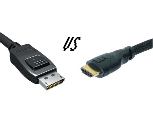 HDMI vs DisplayPort: Which display interface reigns supreme?