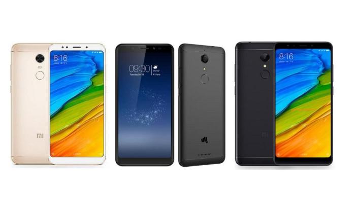 Top 10 – The Best Bezel-Less Phones of 2018