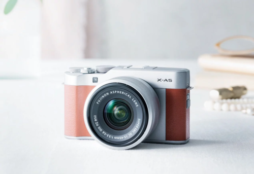 FUJIFILM X-A5 Hands-on Review : First Impressions