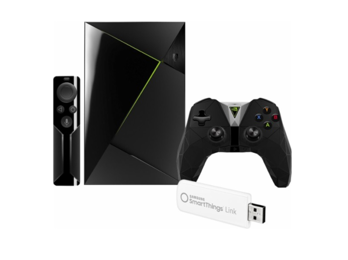 Samsung SmartThings Link for Nvidia Shield TV review: A cheap smart home hub with one inherent shortcoming