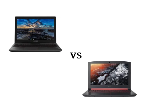 ASUS FX503 vs Acer Nitro 5 – what are the differences?