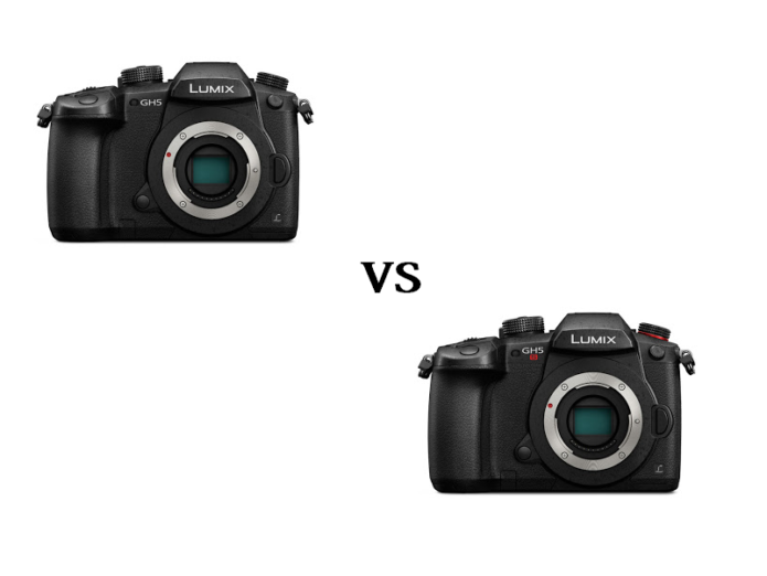 Panasonic Lumix GH5S vs Lumix GH5 Comparison Review