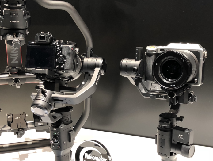 DJI Ronin-S hands-on review : One-handed stabilization for DSLR