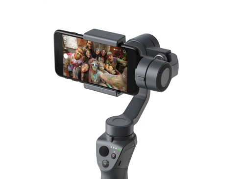 DJI Osmo Mobile 2 hands-on review : Less Expensive, More Versatile
