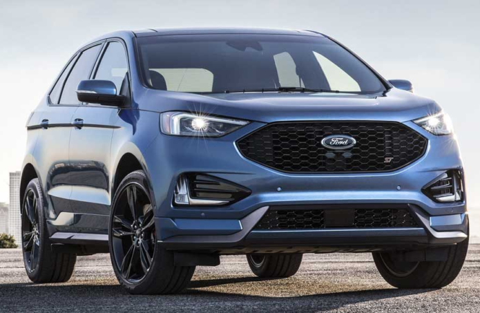 Ford unveils Edge ST Performance SUV