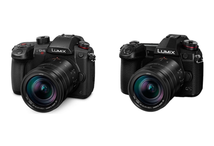 Panasonic GH5s vs Panasonic G9 Comparison