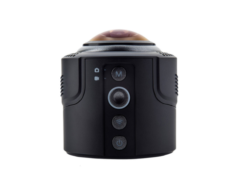 DETU Sphere S 360° Camera Hands-on, Quick Review