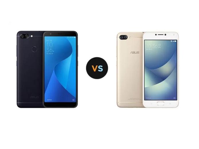 ASUS ZenFone Max Plus vs ASUS ZenFone 4 Max Specs Comparison