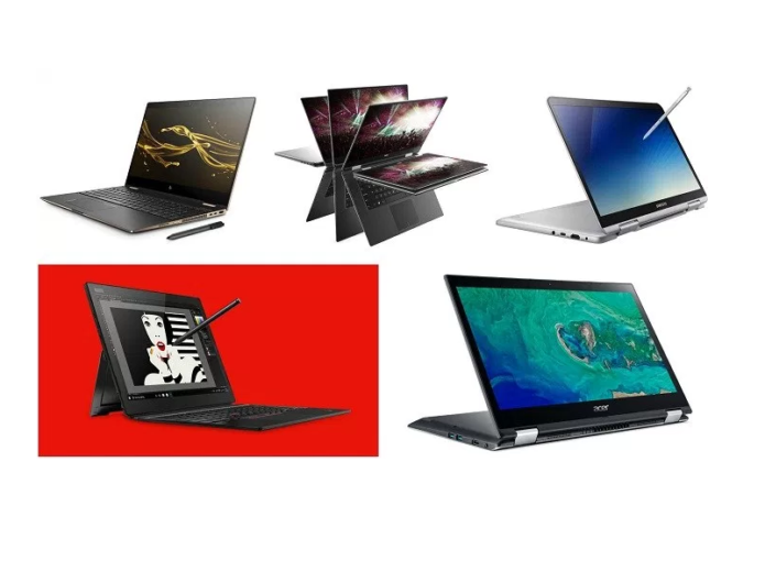 2-in-1 laptops to look forward to in 2018
