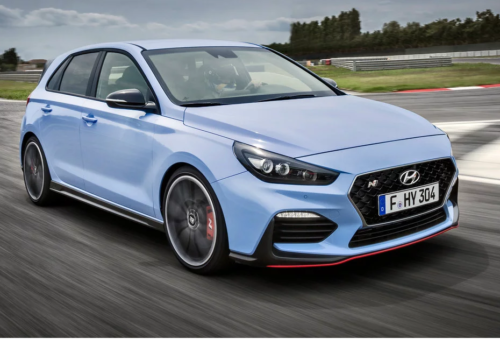 "2018 Hyundai i30 N ""more suitable"" for racetracks and ""more fun"" than Golf GTI"