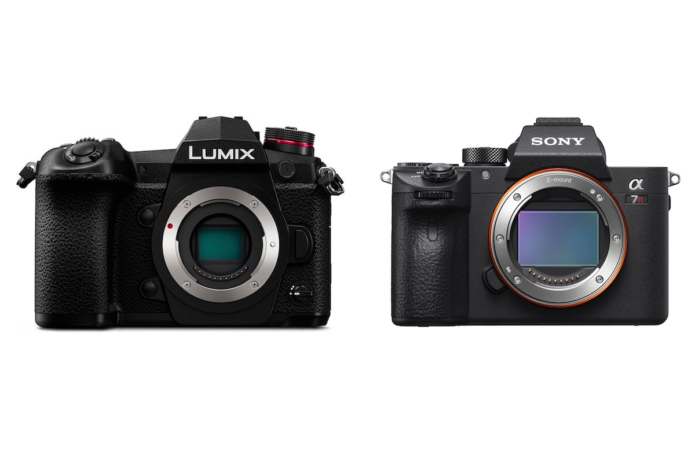 Panasonic G9 vs Sony A7R III – Comparison
