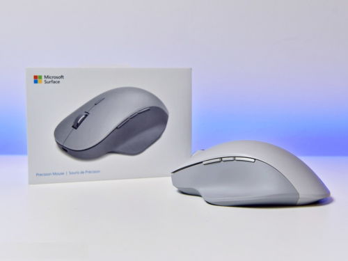 Microsoft Surface Precision Mouse review: A flagship mouse worthy of the Surface name