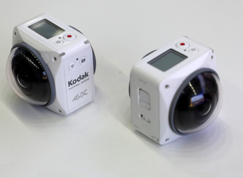 Kodak Pixpro 4KVR360 Review