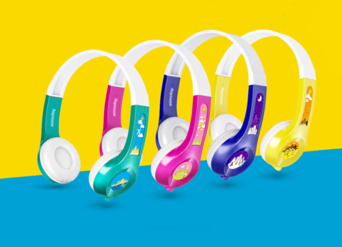 MIMODAY KIDS HEADPHONES REVIEW