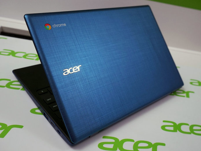 Acer Chromebook 11 (2018) hands-on review : A USB-C upgrade brings Acer's Chromebook bang up to date