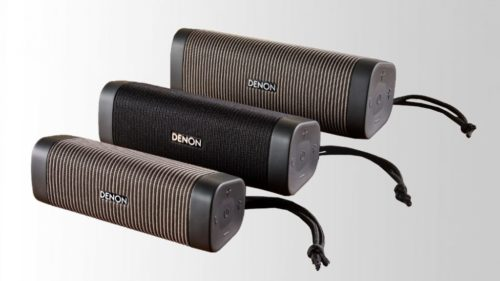 Denon Envaya DSB-250 review: Sensational sound from this small-scale portable Bluetooth speaker