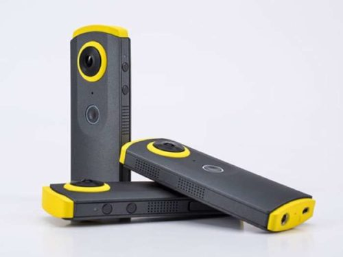 DETU Twin 360° Camera Quick Review
