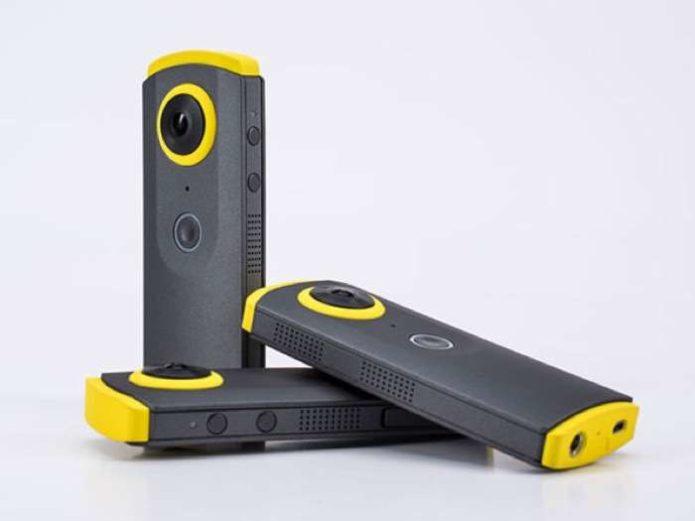 DETU Twin 360° Camera Quick Review