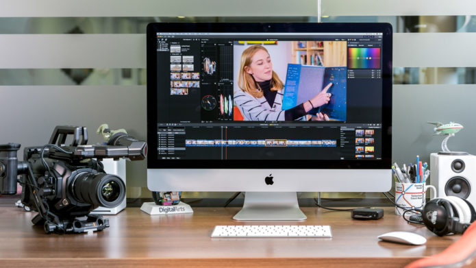 review: A great prosumer video editor that some pros will like, too
